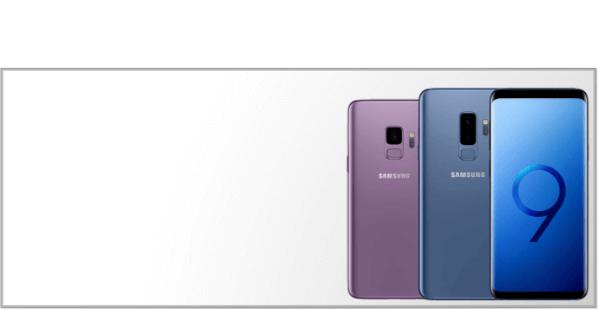 Samsung Galaxy S9-Serien