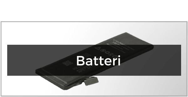 iPhone 5S Batteri