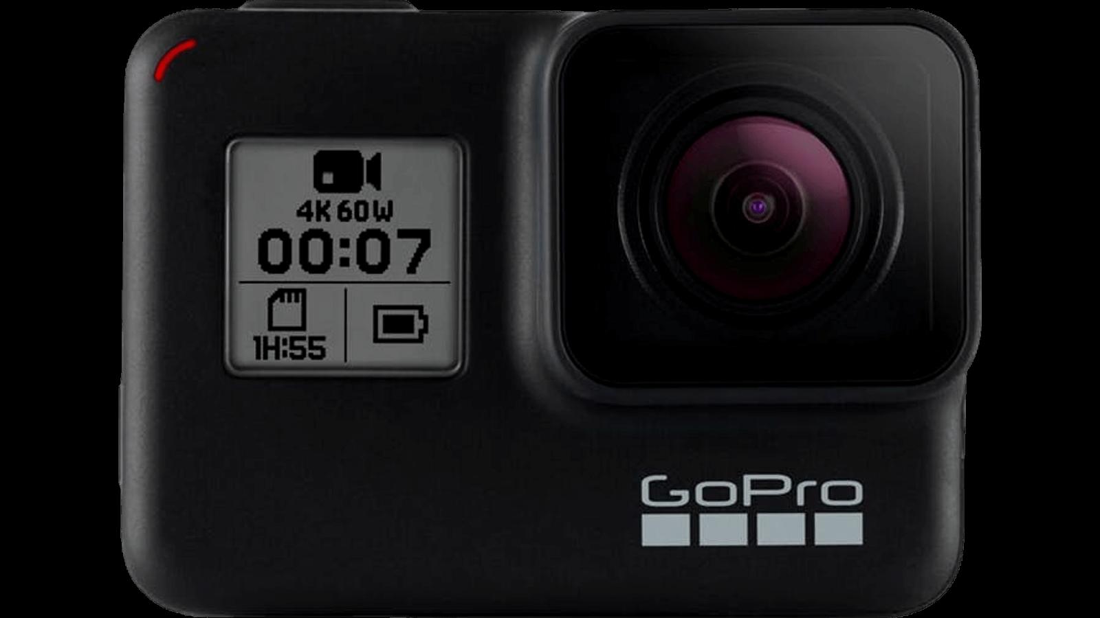 GoPro Hero 7 tilbehør