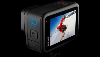 GoPro Hero 10 Black Tilbehør