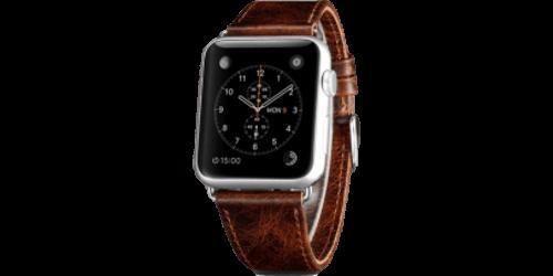 Apple Watch 4 Læderremme