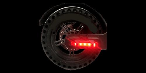 Lys & Reflekser til El-Løbehjul