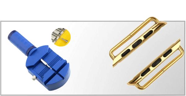 Spænder & Værktøj til Apple Watch