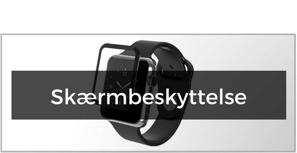 Apple Watch 3 Skærmbeskyttelse