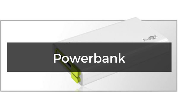 Powerbanks til OnePlus 3/3T