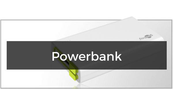 Powerbank til Huawei P8 Lite