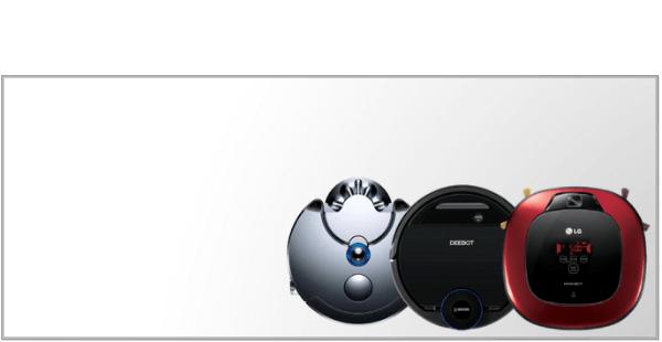 Tilbehør til Robotstøvsuger