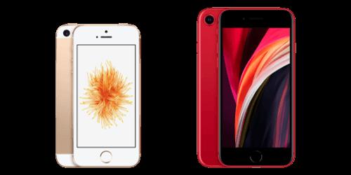 iPhone SE-Serien Reservedele