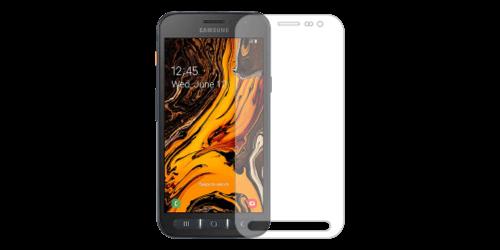 Samsung Galaxy Xcover 4s Panserglas & Skærmbeskyttelse