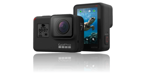 GoPro Hero 8 tilbehør