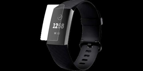 Fitbit Charge 3 Beskyttelsesglas & Skærmbeskyttelse