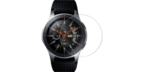 Samsung Galaxy Watch 46mm Beskyttelsesglas & Skærmbeskyttelse