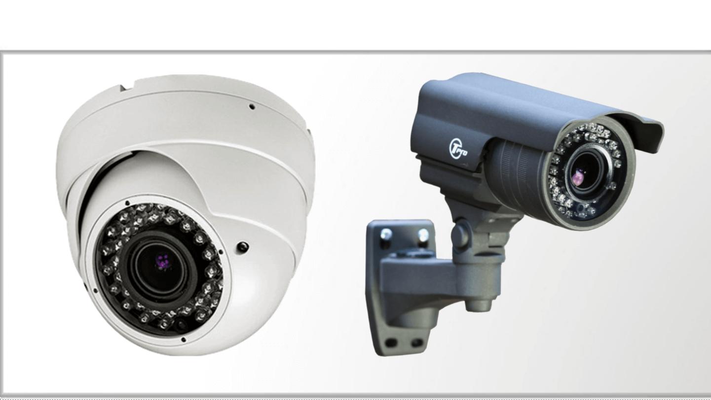 Overvågningskameraer