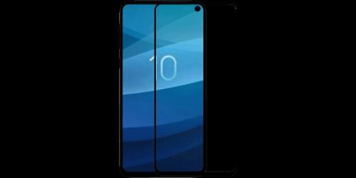Samsung Galaxy S10e Beskyttelsesglas & Skærmbeskyttelse