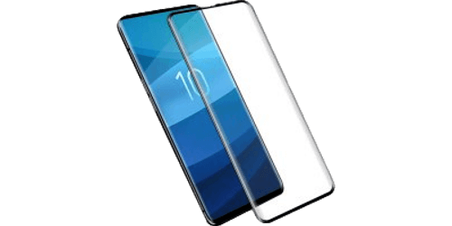 Samsung Galaxy S10 Plus Beskyttelsesglas & Skærmbeskyttelse