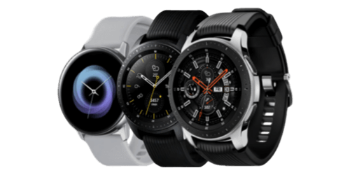 Samsung Galaxy Watch-serien