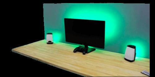PS5 Gaming Lys