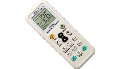 Fjernbetjening til Varmepumpe / Aircondition