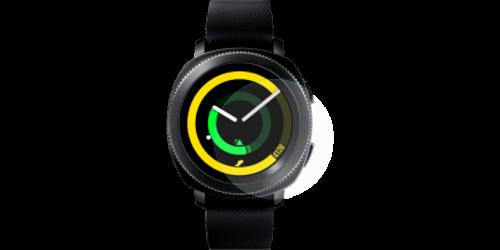 Samsung Gear Sport Panserglas & Skærmbeskyttelse