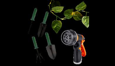 Plantning & Drivhus