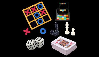 Brætspil, Kort & Spil