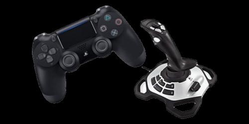 JoyStick & Controllers