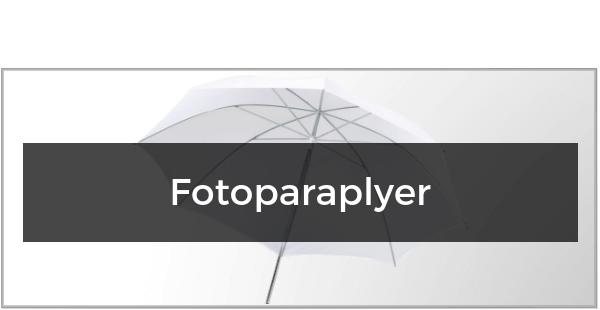 Fotoparaplyer