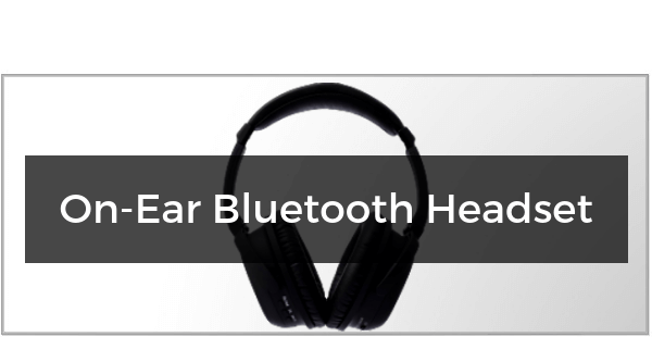 On-Ear Bluetooth Headsets