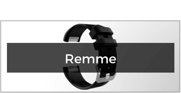 Remme til Fitbit Charge 3