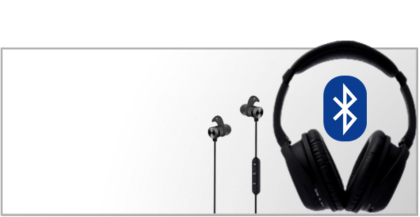 Trådløst Bluetooth Headset