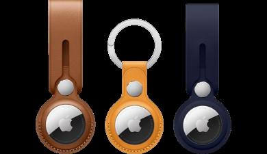 Tilbehør til Apple AirTag