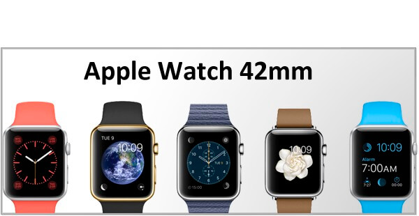 Apple Watch 42mm Urremme