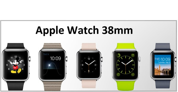 Apple Watch 38mm Urremme