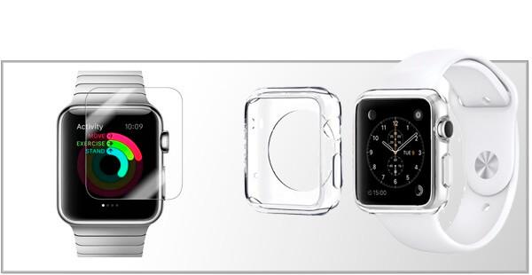 Apple Watch skærmbeskyttelse
