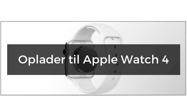 Apple Watch 4 Oplader