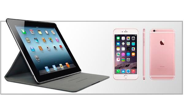 iPhone og iPad Tilbehør