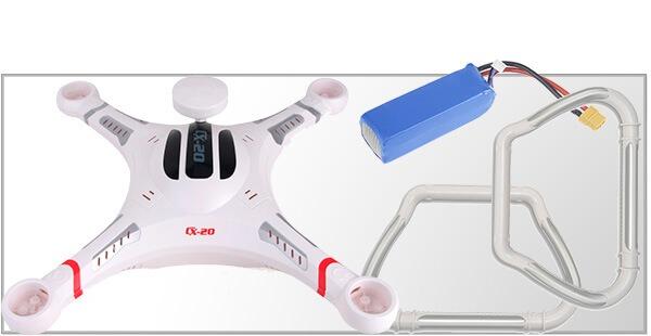 Reservedele til Cheerson droner