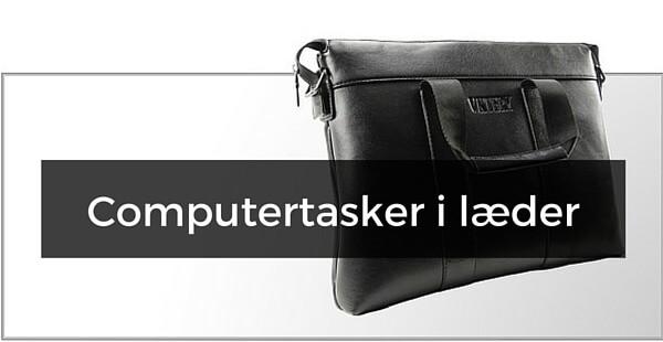 Computertasker i læder