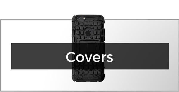 Cover til iPhone 6 / 6S