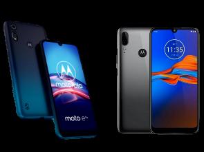 Motorola Moto E6 Serien
