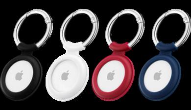 Nøgleringe til Apple AirTag