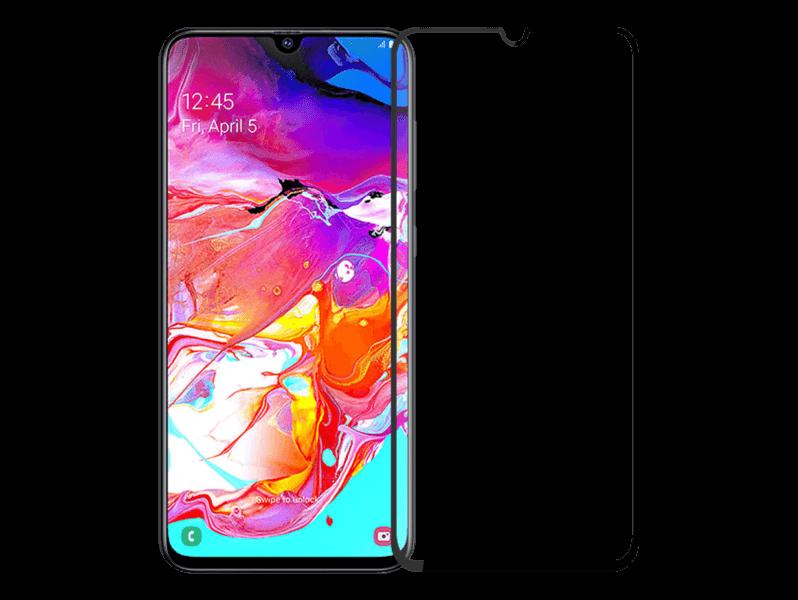 Samsung Galaxy A70 Panserglas & Skærmbeskyttelse
