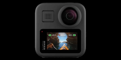 Skærmbeskyttelse til GoPro Max