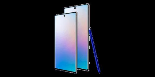 Samsung Galaxy Note 10-serien