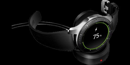 Samsung Galaxy Watch 42mm Oplader