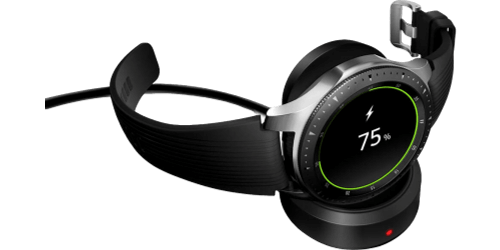 Oplader til Galaxy Watch 46mm