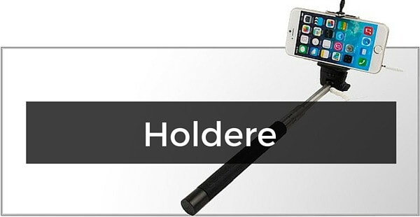 Holder til iPhone 4/4S