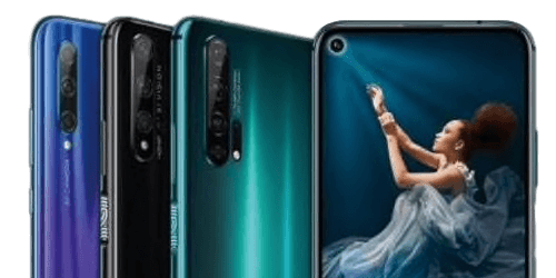 Huawei Honor Serien