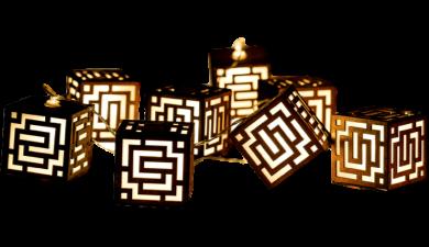 LED Lamper & Lyskæder