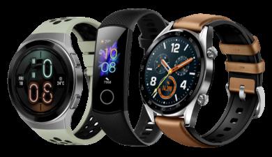 Huawei Watch Tilbehør efter model